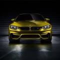 BMW Concept M4 Coup� - Foto 2 din 5