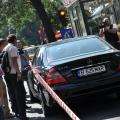 UPDATE - Femeia care a ranit un sofer in Piata Dorobanti a folosit de fapt un spray lacrimogen [FOTO] - Foto 2