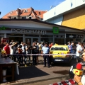 UPDATE - Femeia care a ranit un sofer in Piata Dorobanti a folosit de fapt un spray lacrimogen [FOTO] - Foto 8