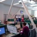Cum arata centrul operational de la Brasov al Raiffeisen Bank, sediul unde sunt 3 femei la un barbat - Foto 6 din 19