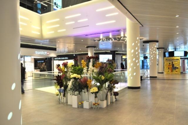 Cum arata mall-ul de 130 mil. euro din Floreasca cu o zi inainte de inaugurare (FOTO) - Foto 1 din 10