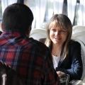 Pranz cu Adriana Tanasoiu (Depozitarul Central) - Foto 3 din 12