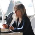 Pranz cu Adriana Tanasoiu (Depozitarul Central) - Foto 5 din 12