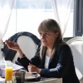 Pranz cu Adriana Tanasoiu (Depozitarul Central) - Foto 7 din 12