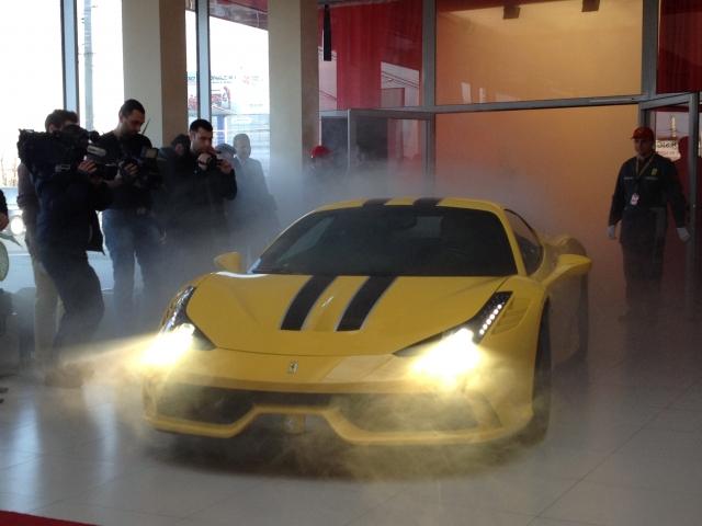 Forza Rossa: Anul viitor livram cel mai scump exemplar, LaFerrari 963 CP - Foto 2 din 11