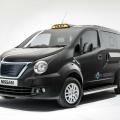 Nissan taxi - Foto 1 din 5