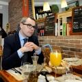 Lunch Marcin Lapinski - Foto 8 din 21