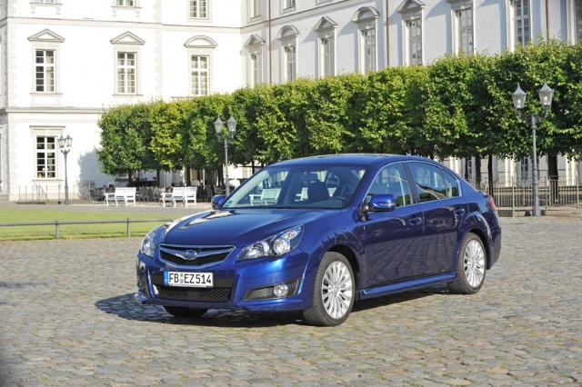 Subaru lanseaza noile modele Legacy si Outback in Romania - Foto 1 din 4