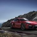 Porsche Boxster GTS si Cayman GTS - Foto 4 din 10