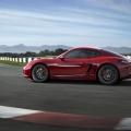 Porsche Boxster GTS si Cayman GTS - Foto 8 din 10