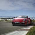 Porsche Boxster GTS si Cayman GTS - Foto 9 din 10