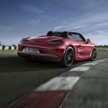 Porsche Boxster GTS si Cayman GTS - Foto 10 din 10