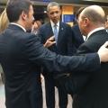 Basescu si Obama - Foto 2 din 12