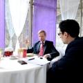 Steven van Groningen, bancherul ce a facut cunostinta cu Romania in anii salbatici de dupa Revolutie - Foto 2 din 13