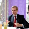 Steven van Groningen, bancherul ce a facut cunostinta cu Romania in anii salbatici de dupa Revolutie - Foto 10 din 13
