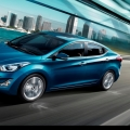 Hyundai Elantra facelift - Foto 1 din 4