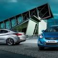 Hyundai Elantra facelift - Foto 2 din 4