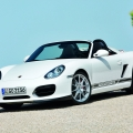 Porsche Boxster Spyder - Foto 1 din 5