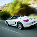 Porsche Boxster Spyder - Foto 2 din 5