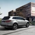 Hyundai Grand Santa Fe - Foto 1 din 5
