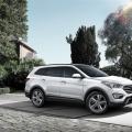 Hyundai Grand Santa Fe - Foto 2 din 5