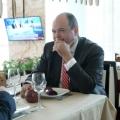 La pranz cu Ionut Dumitru: profesorul universitar si economistul sef care taxeaza statul pentru oric - Foto 2 din 9