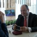 La pranz cu Ionut Dumitru: profesorul universitar si economistul sef care taxeaza statul pentru oric - Foto 8 din 9