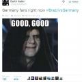 Twitter Brazilia-Germania - Foto 1 din 8