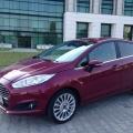 Ford Fiesta Facelift - Foto 1 din 17
