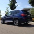 BMW X3 facelift - Foto 9 din 27