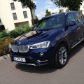 BMW X3 facelift - Foto 1 din 27