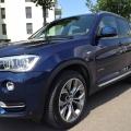 BMW X3 facelift - Foto 4 din 27