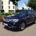 BMW X3 facelift - Foto 8 din 27