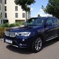 BMW X3 facelift - Foto 2 din 27