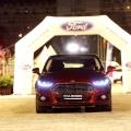 Ford a prezentat in premiera in Romania noul Mondeo la Raliul Iasului - Foto 4