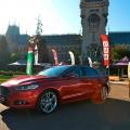 Ford a prezentat in premiera in Romania noul Mondeo la Raliul Iasului - Foto 8