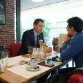 Wall-Street Lunch - Rene Schob, Mazars Romania - Foto 1 din 13
