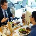 Wall-Street Lunch - Rene Schob, Mazars Romania - Foto 13 din 13