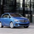 Mercedes-Benz Clasa B facelift - Foto 1 din 11