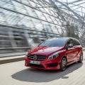 Mercedes-Benz Clasa B facelift - Foto 10 din 11