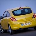Opel Corsa facelift - Foto 2 din 5
