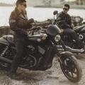 Harley-Davidson Street 750 - Foto 4 din 5
