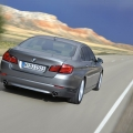 Noul BMW Seria 5 sedan - Foto 6 din 15