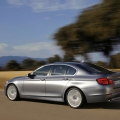Noul BMW Seria 5 sedan - Foto 7 din 15