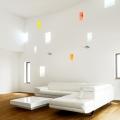 Casa cu lumini colorate - Foto 2 din 5