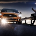 Ford Mustang 2015 - Foto 6 din 8