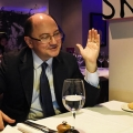 La pranz cu Catalin Cretu, director Visa Europe pentru Romania, Croatia si Slovenia - Foto 4 din 8