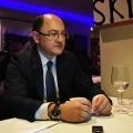 La pranz cu Catalin Cretu, director Visa Europe pentru Romania, Croatia si Slovenia - Foto 8 din 8