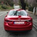 Mazda6 facelift - Foto 3 din 27