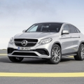 Mercedes-Benz GLE Coupe - Foto 12 din 12